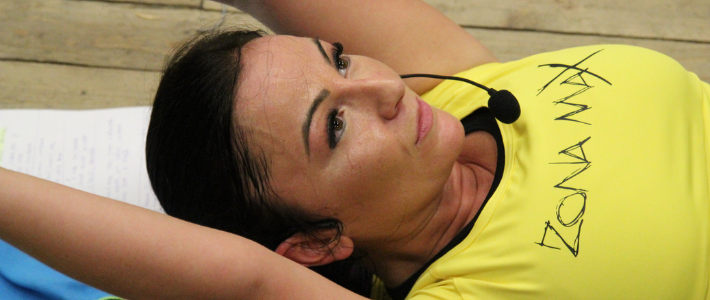Claudia edző