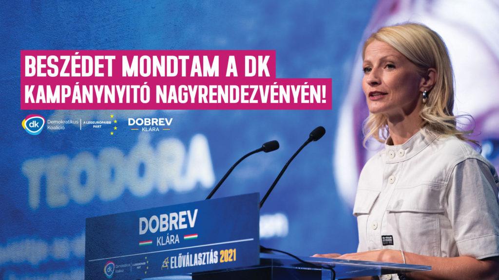 DK Kongresszus Jószai Teodóra
